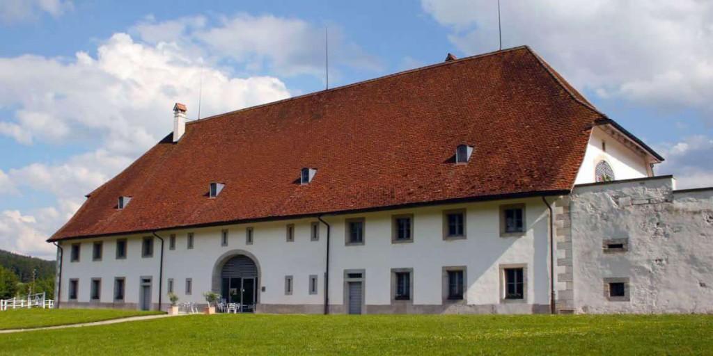 Maison de la Tête de Moine à Bellelay